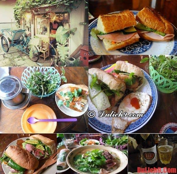 Hanoi & Hanoi - Quán bánh mì Việt Nam ngon, độc đáo và hấp dẫn ở Tokyo phải ghé qua khi du lịch Nhật Bản