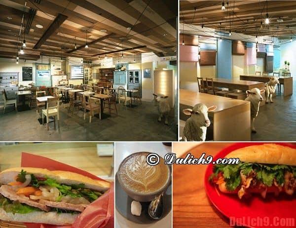 Potluck - Của hàng bán bánh mì Việt ngon, rẻ và nổi tiếng ở Nhật Bản