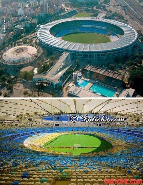Sân vận động Maracana - Điểm đến độc đáo và thú vị phải ghé qua khi du lịch Rio de janeiro, Brazil