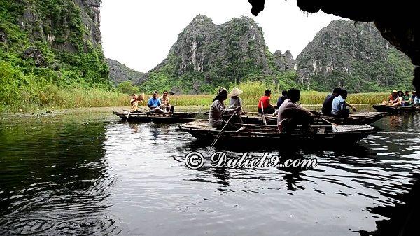 Thời điểm thích hợp để du lịch đầm Vân Long/ Nên đi đầm Vân Long khi nào?