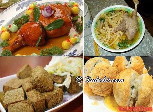 Bai Jia Qian Wei - Nhà hàng ăn ngon đậm nét truyền thống Trung Quốc nên đến khi du lịch Thượng Hải