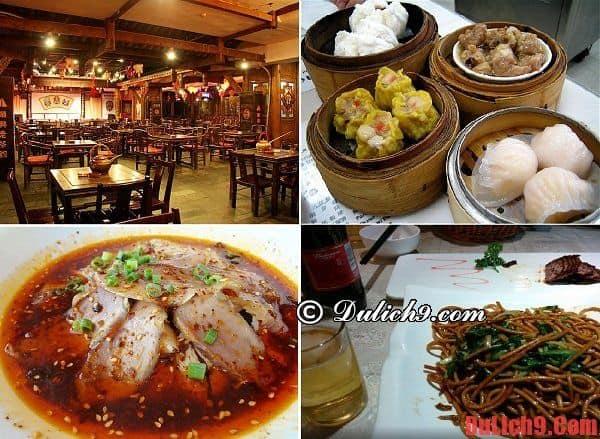 Shunxing - Nhà hàng ăn ngon, rẻ, độc đáo phải ghé qua khi du lịch Thượng Hải