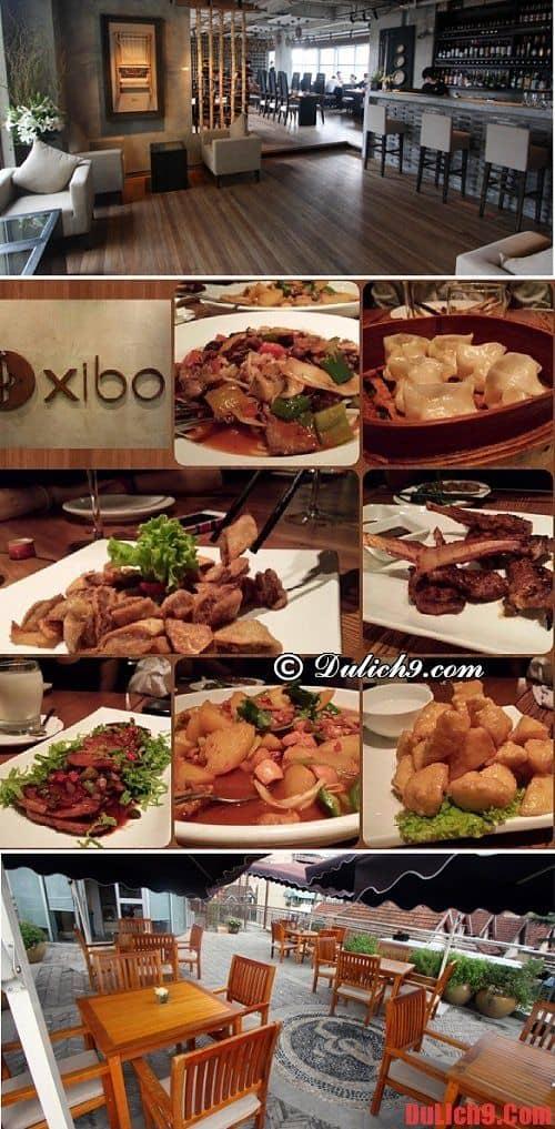 Xibo - Nhà hàng dân tộc Trung Quốc phải ghé đến một lần khi du lịch Thượng Hải