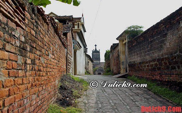 Tư vấn du lịch làng cổ Đường Lâm 1 ngày