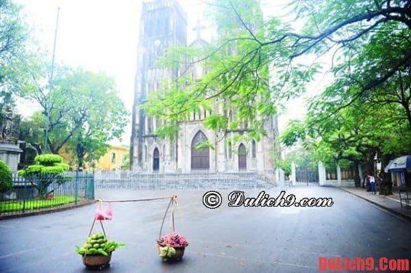 Danh sách khách sạn 3 sao ở Hà Nội