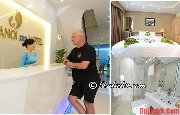 Danh sách khách sạn 3 sao ở Hà Nội chất lượng tốt