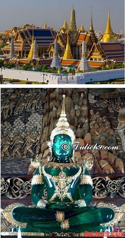 Những địa điểm tham quan nổi bật nên đến trong hành trình du lịch Bangkok một ngày