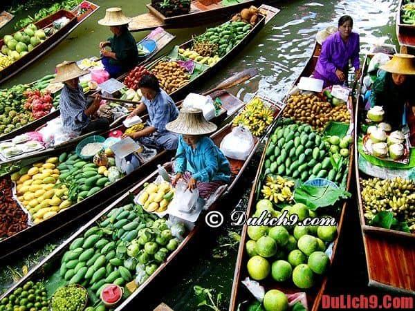 24 giờ du lịch Bangkok nên tham quan, khám phá ở đâu giá rẻ và vui vẻ?