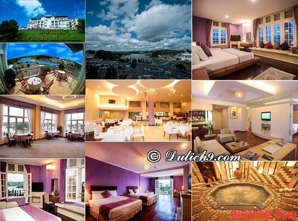 Ngọc Lan Hotel - Khách sạn lãng mạn, view đẹp và được đánh giá cao nên ở khi du lịch trăng mật ở Đà Lạt