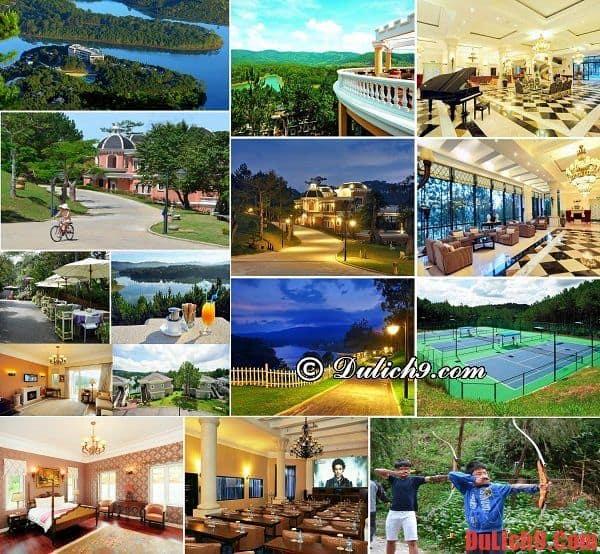 Dalat Edensee Lake Resort & Spa - Du lịch trăng mật Đà Lạt ở khách sạn tuyệt vời và đẹp nhất Đà Lạt