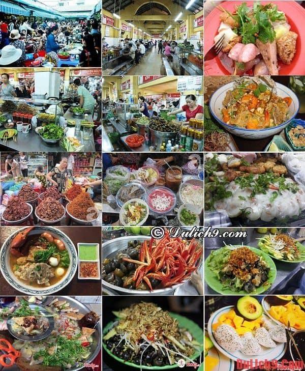 Du lịch chợ Cồn, Đà Nẵng và thưởng thức những món ngon đặc trưng của miền Trung