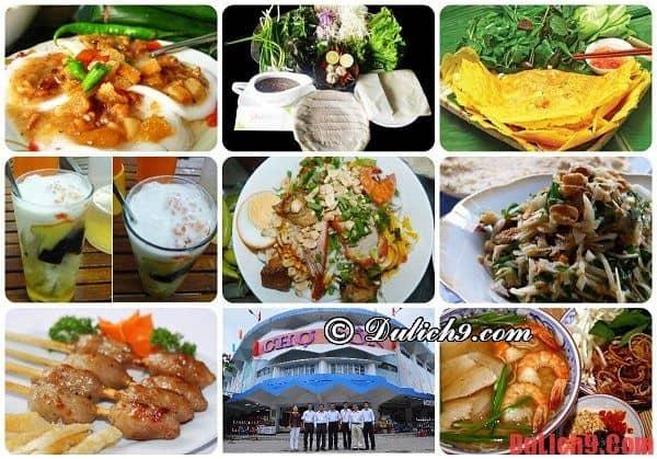 Du lịch Đà Nẵng khám phá thiên đường ẩm thực chợ Cồn