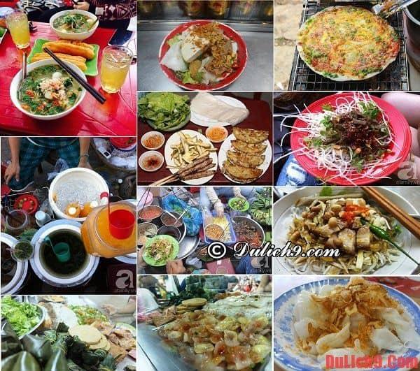 Những món ăn ngon hấp dẫn, độc đáo và nổi tiếng nhất định phải ăn một lần khi du lịch Đà Nẵng