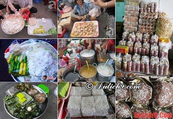 Những món ăn vặt, đường phố đặc trưng của Đà Nẵng nhất định phải ăn và mua làm quà