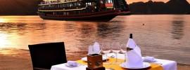Du thuyền Hạ Long giá rẻ, đẹp và tiện nghi có giá dưới 150 USD