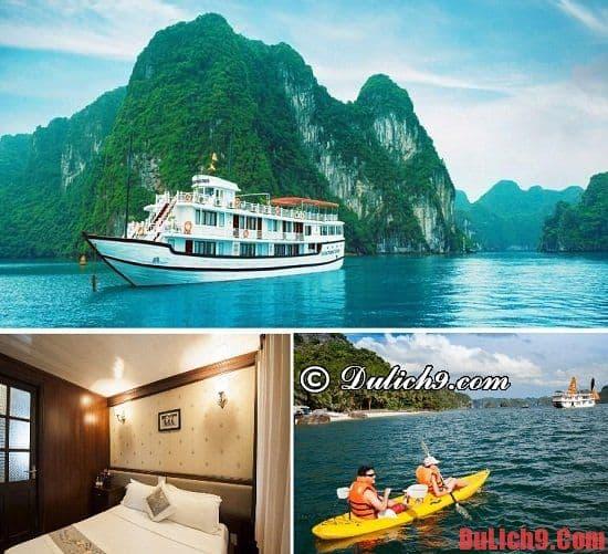 Du thuyền Hạ Long giá rẻ và view đẹp
