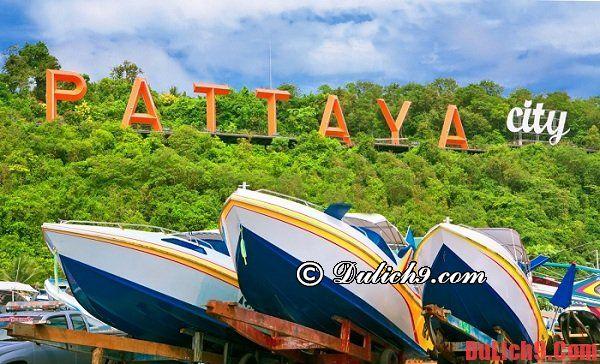 Cách di chuyển tới Pattaya