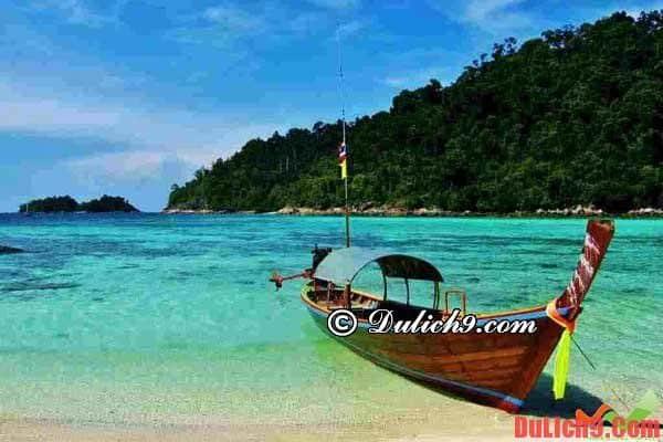 Thăm đảo Koh Larn