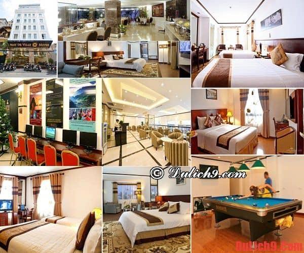 Khách sạn phòng đẹp, giá tốt và gần trung tâm Phố cổ Hà Nội