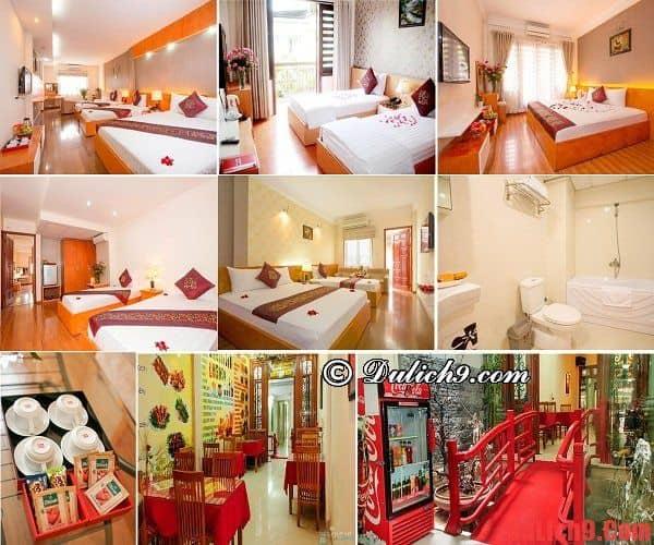 Khách sạn Hà Nội sạch đẹp, nổi tiếng, chất lượng nên ở nhất trong khu Phố cổ khi du lịch Hà Nội