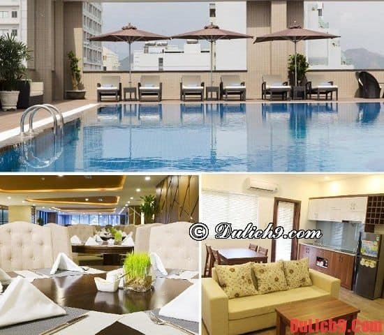 Khách sạn 3 sao ở Nha Trang gần biển