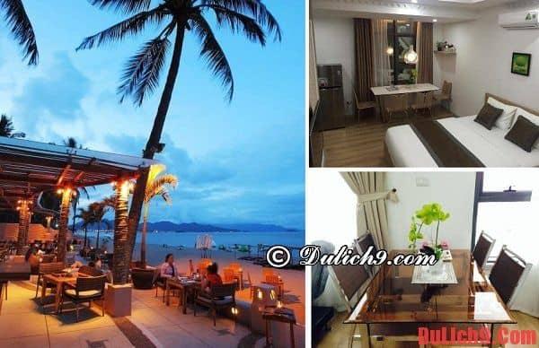 Khách sạn chất lượng tốt ở Nha Trang,