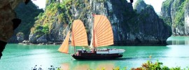 Du thuyền Hạ Long 3 sao chất lượng tốt, view đẹp và nhìn ra vịnh