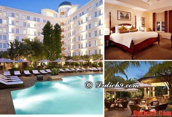 Khách sạn 5 sao đẹp nhất ở Sài Gòn