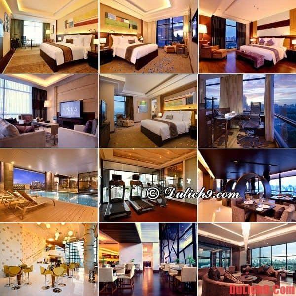 Khách sạn 5 sao hiện đại, tiện nghi và giá tốt được yêu thích ở Bangkok