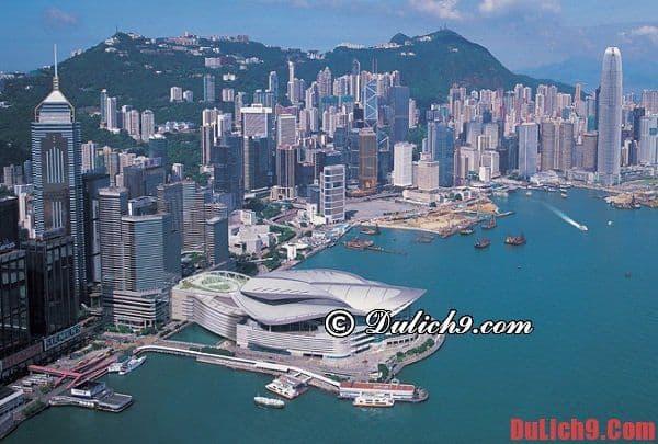 Khách sạn 5 sao ở Hồng Kông