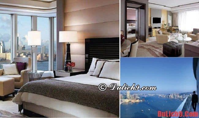 Khách sạn 5 sao nổi tiếng ở Hồng Kông
