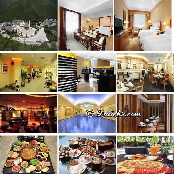 Khách sạn 5 sao cao cấp, chất lượng, có vị trí đẹp, gần các điểm du lịch nổi tiếng được yêu thích ở Cửu Trại Câu được ưa chuộng nhất