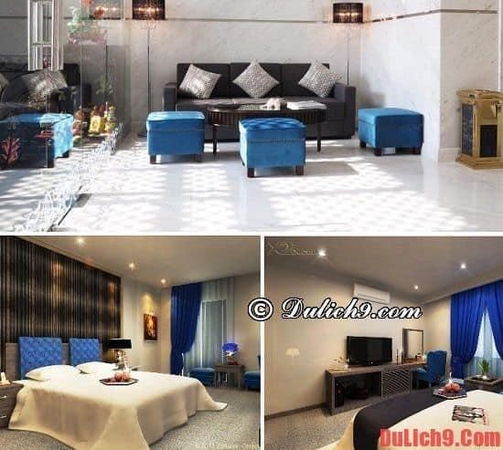 Khách sạn 3 sao gần sân bay Tân Sơn Nhất