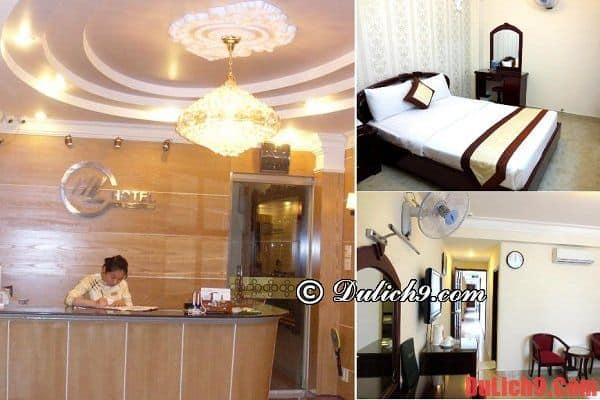 Khách sạn giá rẻ ở gần sân bay Tân Sơn Nhất