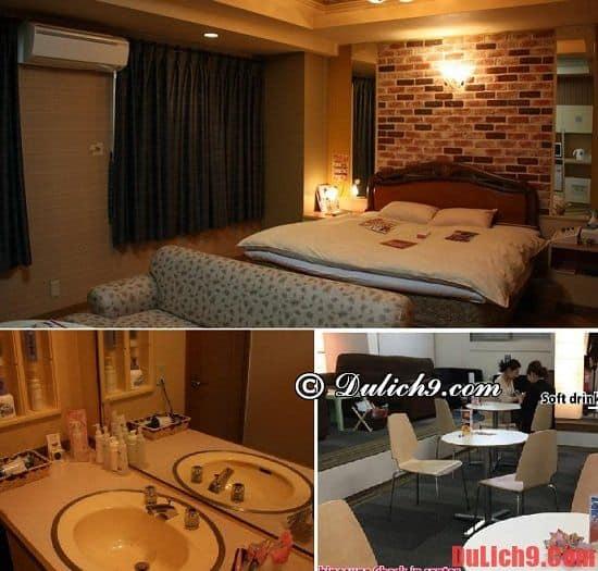 Đặt phòng khách sạn bình dân, giá rẻ ở Kyoto