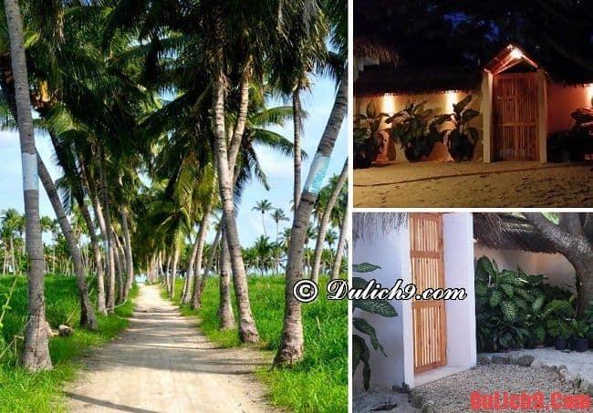 Khách sạn 3 sao ở Maldives