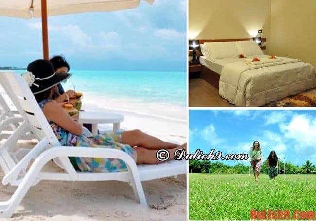 Khách sạn bình dân có giá tốt ở Maldives