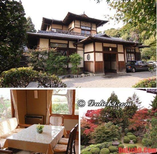 Khách sạn chất lượng tốt ở Kyoto