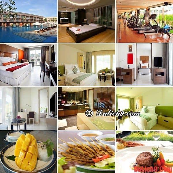 Du lịch Phuket nên ở khách sạn nào? Khách sạn hiện đại, gần biển, dịch vụ tiện nghi tốt được yêu thích và đánh giá cao ở Phuket, Thái Lan