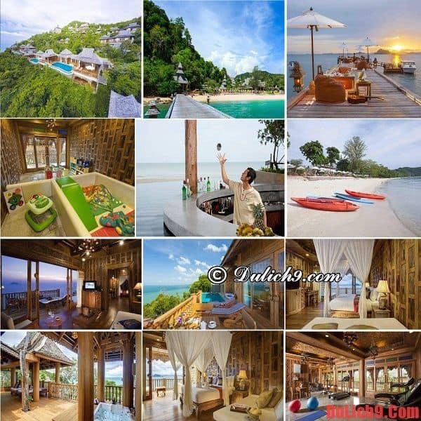 Du lịch Phuket nên ở khách sạn nào? Khách sạn, resort chất lượng, tiện nghi hiện đại, gần biển được đặt phòng nhiều nhất ở Phuket, Thái Lan