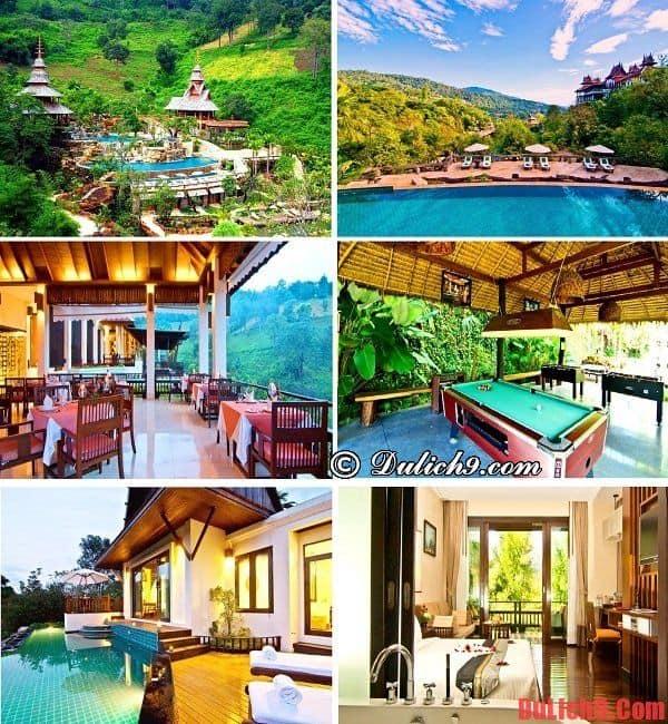 Khách sạn cao cấp, đẹp, chất lượng tốt được yêu thích, đánh giá cao và đặt phòng nhiều nhất Chiang Mai