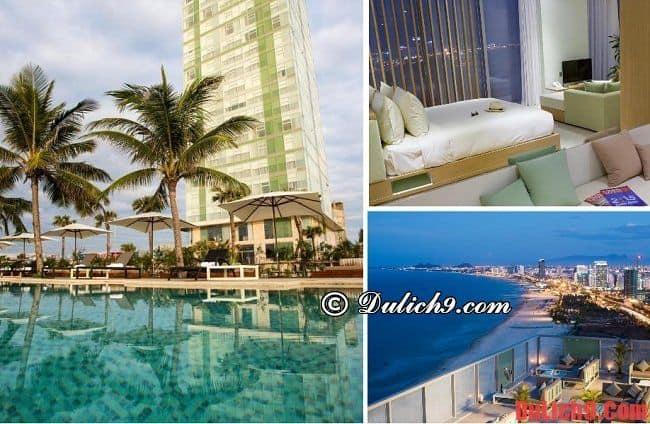 Khách sạn gần biển Mỹ Khê sang trọng