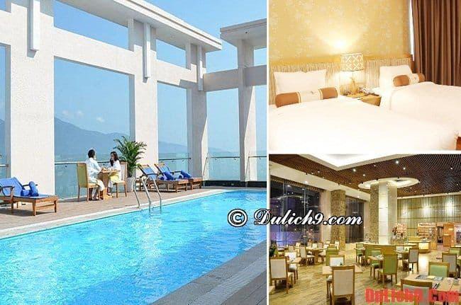 Khách sạn tốt gần biển Mỹ Khê