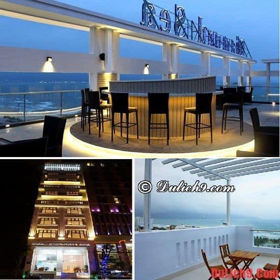 Khách sạn gần biển Mỹ Khê giá rẻ
