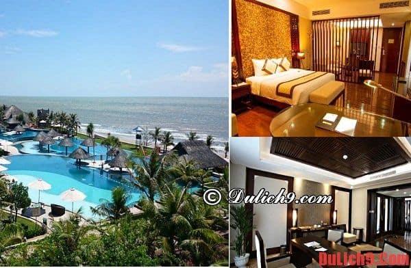 Khách sạn gần biển ở Vũng Tàu nổi tiếng, tiện nghi đầy đủ và sang trọng