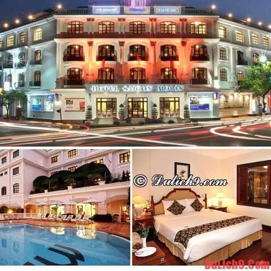Khách sạn 4 sao gần sông Hương