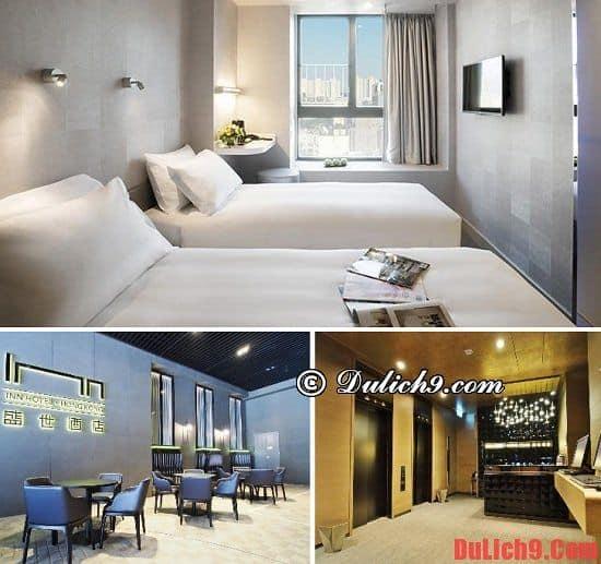 Khách sạn 3 sao ở Hồng Kông