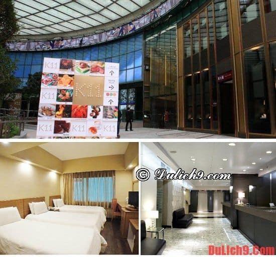 Khách sạn 3 sao chất lượng tốt ở Hồng Kông