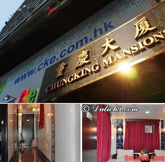 Khách sạn có giá tốt ở Hồng Kông