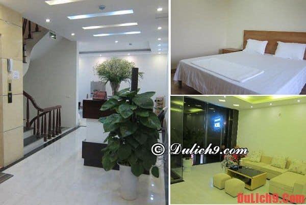 Khách sạn nổi tiếng ở sân bay Nội Bài